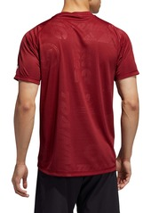adidas Freelift Daily Press Performance T-Shirt