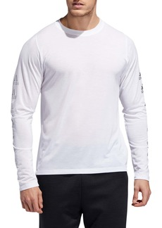 adidas FreeLift Long Sleeve T-Shirt