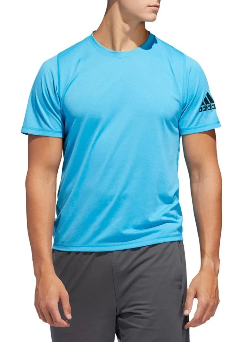 Adidas Freelift Sport Ultimate Heather T-Shirt
