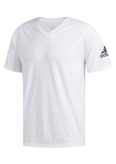 Adidas FreeLift Sport Ultimate V-neck Tee