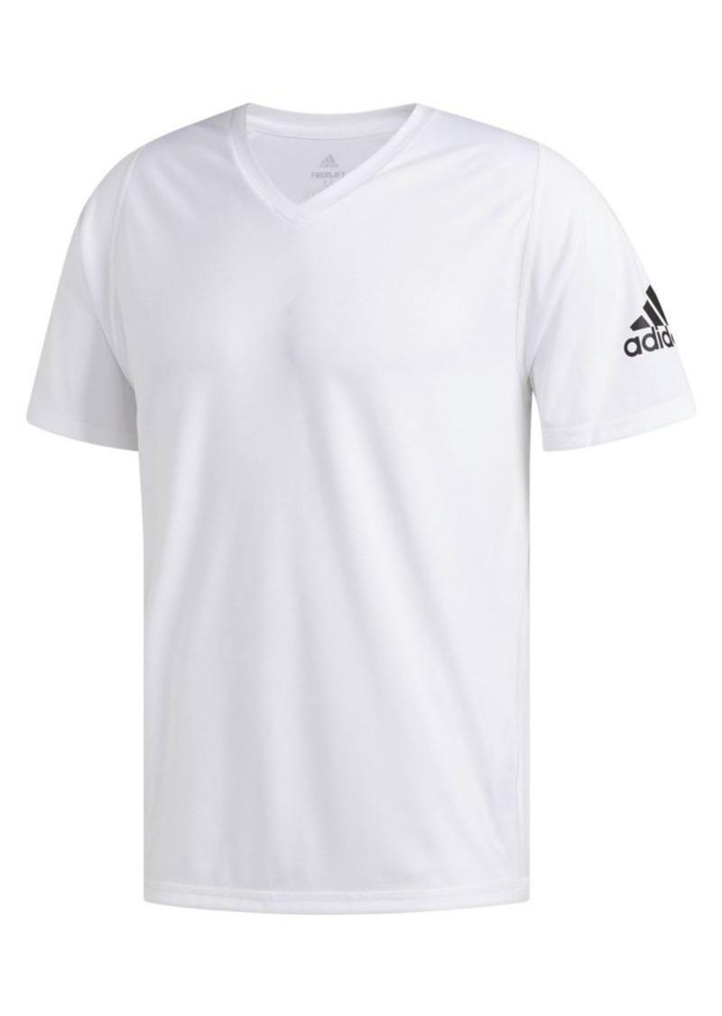 Adidas FreeLift Sport Ultimate V-neck Tee