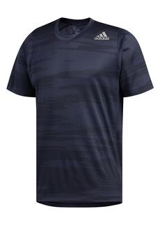 adidas Freelift Winterize Jacquard T-Shirt