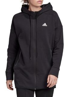 adidas Full Zip Hooded Track Jacket