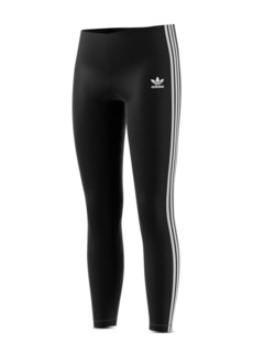 Adidas Girls' 3-Stripe Leggings - Big Kid