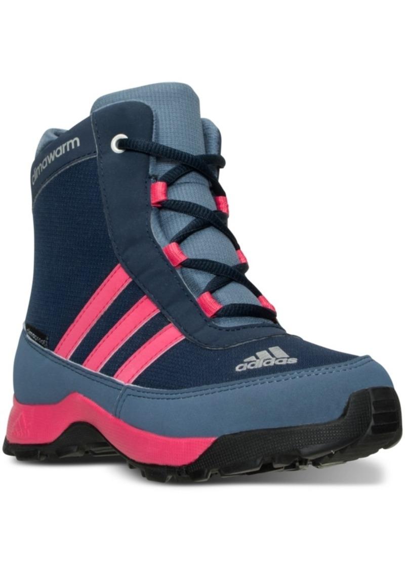 03832ada0953 Adidas adidas Girls  Adisnow Outdoor Boots from Finish Line