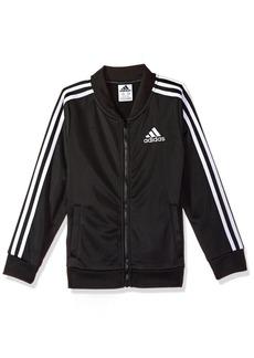 Adidas Girls' Big Track Jacket Black S (7/8)