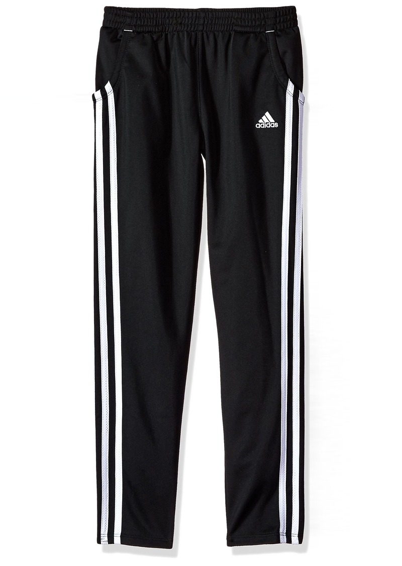 adidas Girls' Big Warm Up Tricot Pant ADI Black M (10/12)