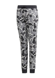 Adidas Girls' Camouflage-Print Jogger Pants - Big Kid