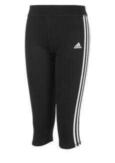 Adidas Girl's Climalite Long Capri Tights