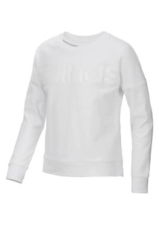 Adidas Girl's Cropped Sweatshirt