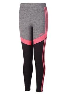 Adidas Girl's D2M Melange Tights
