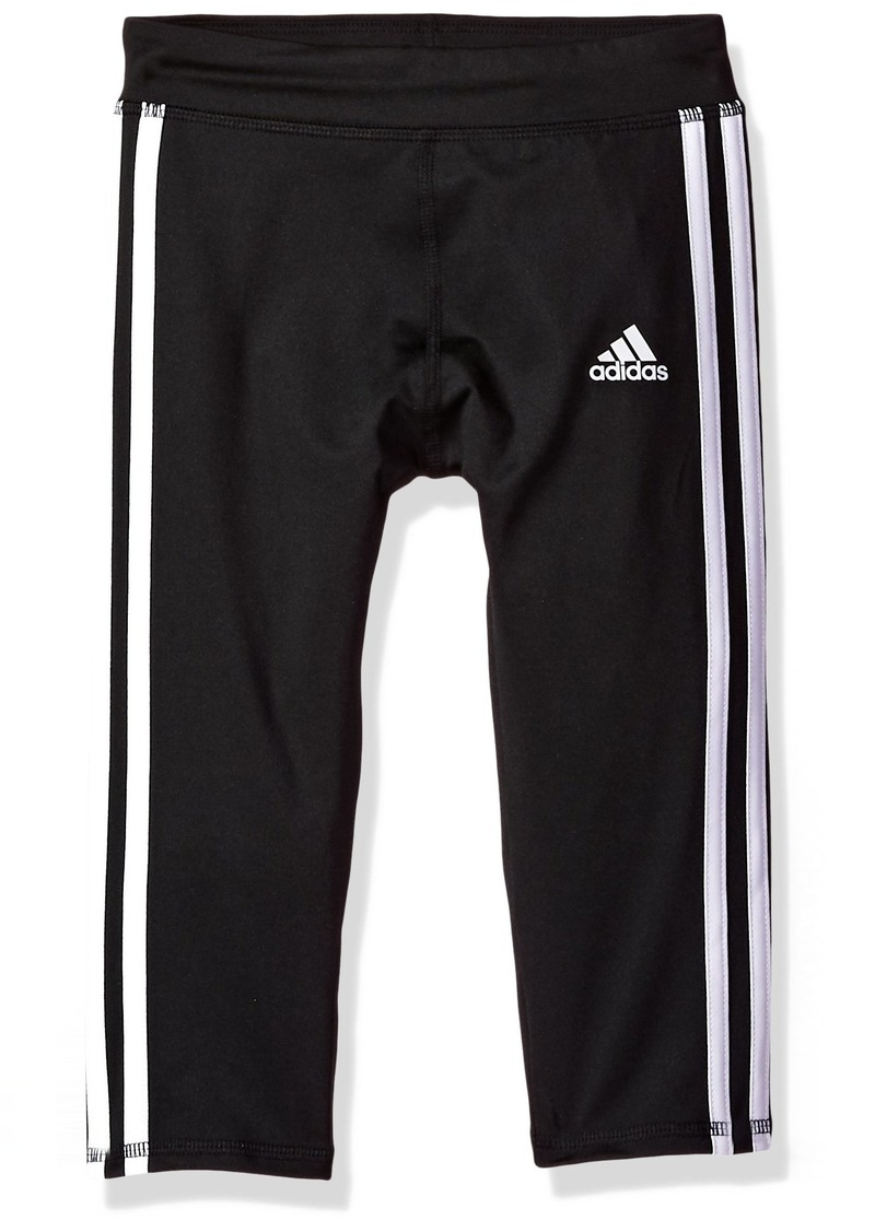 adidas Girls' Little Capri Legging