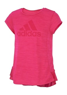 Adidas Girl's Melange Top