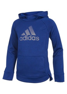 Adidas Girl's Push It Pullover Hoodie