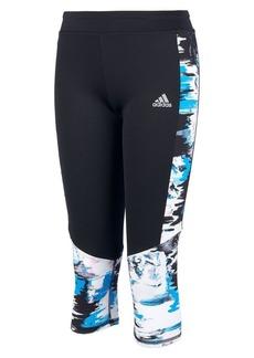 Adidas Girl's Run Capri Tights