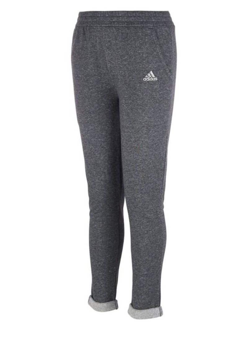 5633292097ea Adidas Adidas Girl s Sparkle French Terry Jogger Pants