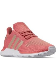adidas Girls Swift Run Running Sneakers from Finish Line