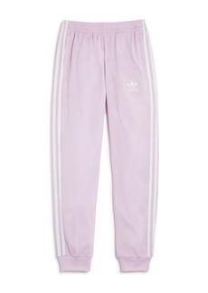 Adidas Girls' Track Pants - Big Kid
