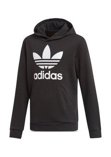 Adidas Unisex Trefoil Hoodie - Big Kid