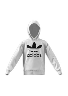 Adidas Girls' Trefoil Logo Hoodie - Big Kid