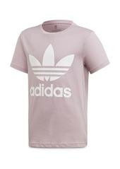 Adidas Unisex Trefoil Tee - Big Kid