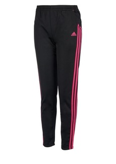 Adidas Girl's Warm Up Tricot Pants