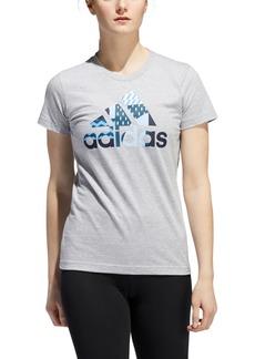 adidas Women's Global Citizen Cotton T-Shirt