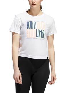 adidas Women's Global Citizen Essentials T-Shirt