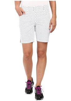 "adidas Golf 7"" Printed Diamond Shorts"