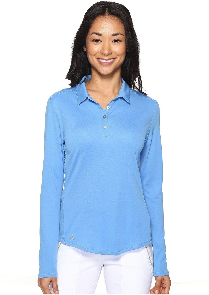 Adidas Performance Long Sleeve Polo Casual Shirts Shop It To Me