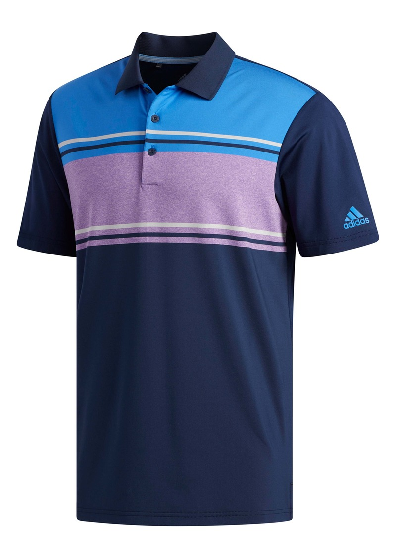 adidas Golf Ultimate 2.0 Classic Polo Shirt