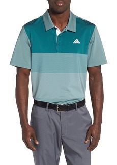 adidas Golf Ultimate Colorblock Polo