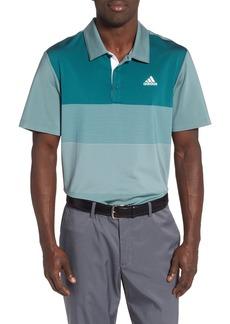 adidas Golf Ultimate Colorblock Polo