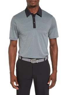 adidas Graphic Climachill® Golf Polo