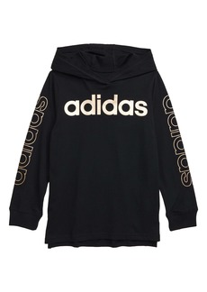 adidas Graphic Hooded T-Shirt (Little Boys)