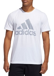 Adidas Graphic Logo Cotton Tee