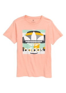 adidas Graphic Tee (Big Girls)