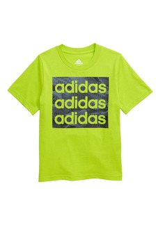 adidas Graphic Tee (Toddler & Little Boy)