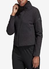 adidas Heartracer Asymmetrical-Zip Jacket