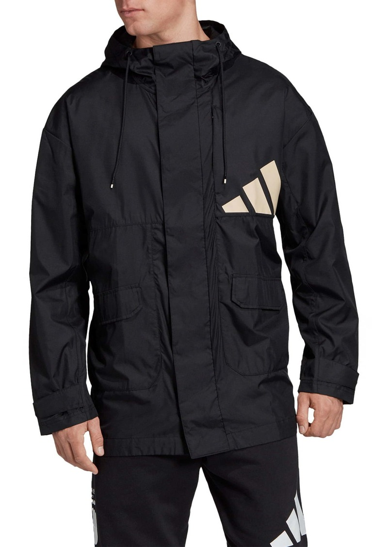 adidas Hooded Ripstop Jacket