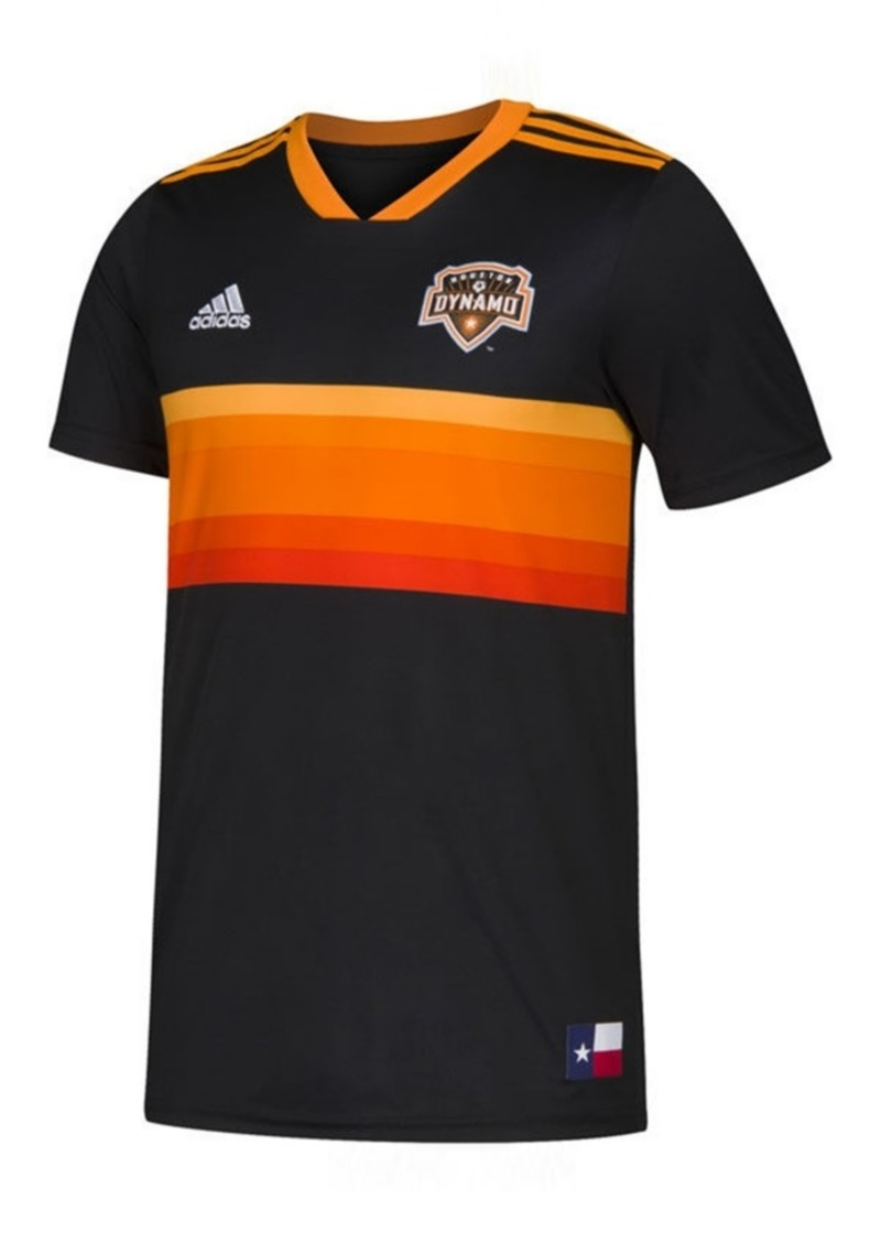 adidas Houston Dynamo Secondary Replica Jersey, Big Boys (8-20)