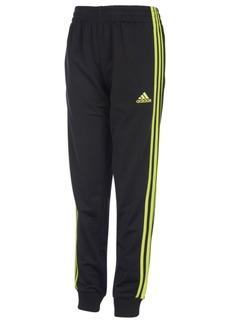 adidas Iconic Tricot Jogger Pants, Big Boys