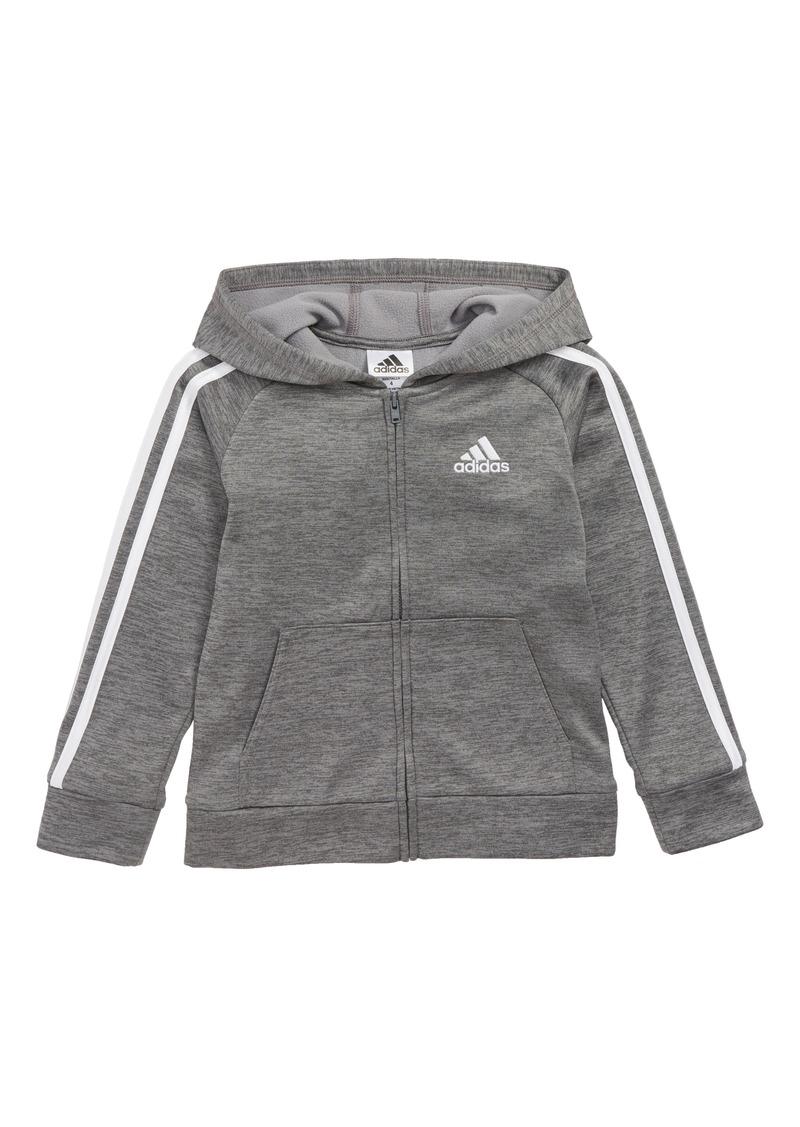 adidas Indicator 18 Hooded Jacket (Toddler Boys & Little Boys)
