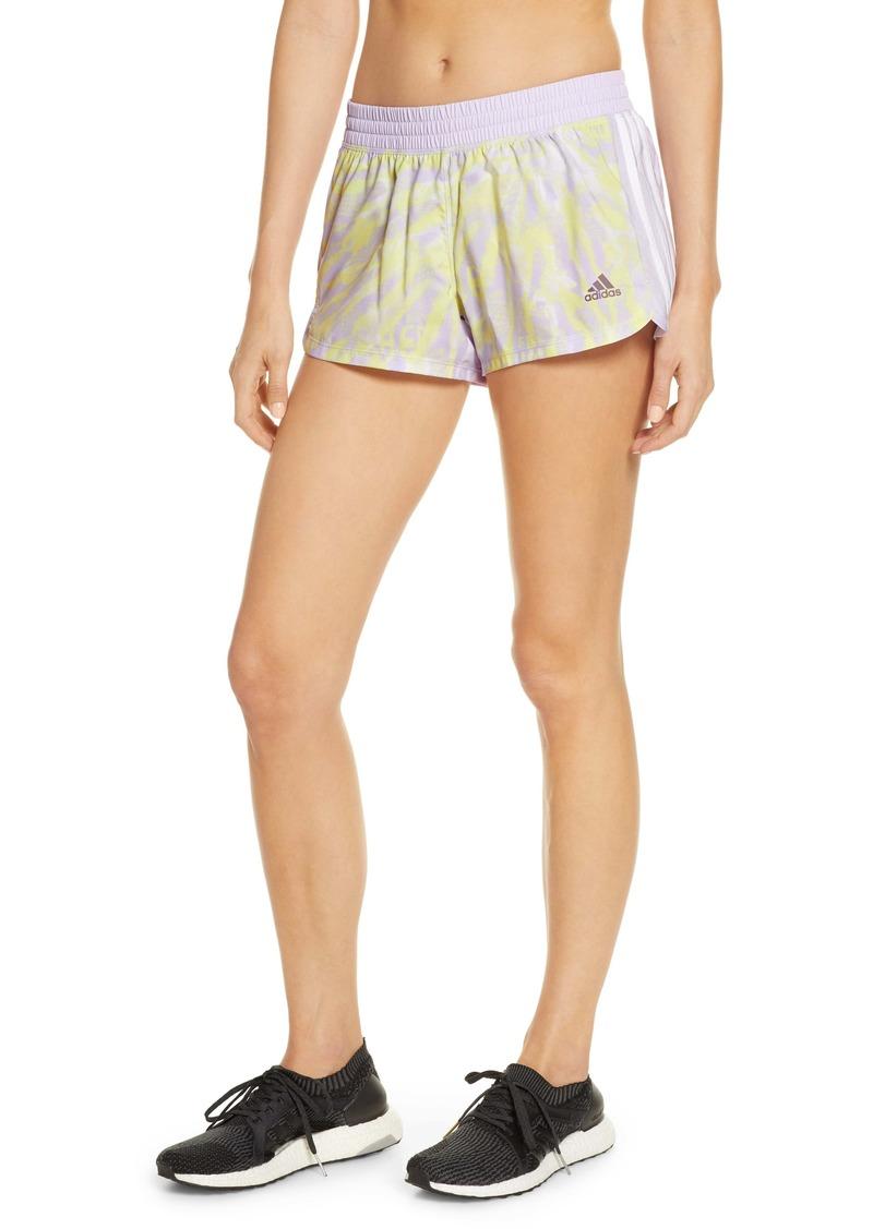 adidas International Women's Day Print 3-Stripes Shorts