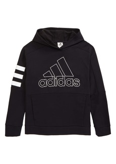 adidas Kids' BOS 3-Stripes Hoodie (Big Boy)