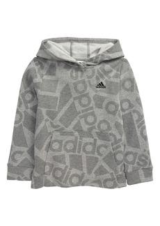adidas Kids' Kids' BOS Collage Hooded Sweatshirt (Toddler & Little Boy)