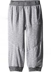 Adidas Cross Up 3/4 Pants (Little Kids/Big Kids)
