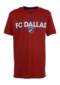 adidas Kids' Fc Dallas Dassler T-Shirt, Big Boys (8-20)