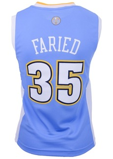 adidas Kids' Kenneth Faried Denver Nuggets Nba Revolution 30 Jersey, Big Boys (8-20)