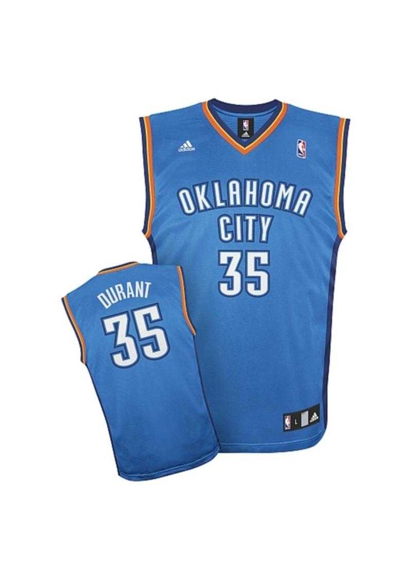 adidas Kids' Kevin Durant Oklahoma City Thunder Revolution 30 Jersey